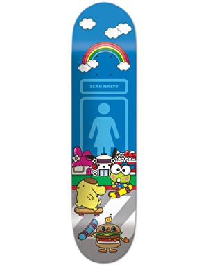 Girl x Hello Sanrio Malto UK Exclusive Pro Deck - 8.125