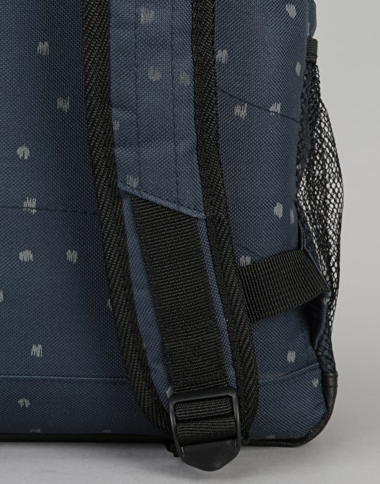 Globe Jagger III Backpack - Navy Scribble