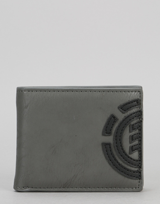 Element Daily Wallet - Stone Grey