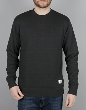 DC Rebel Crew 3 Sweatshirt - Pirate Black
