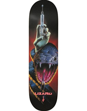 Deathwish Lizard King Killers Pro Deck - 8.25