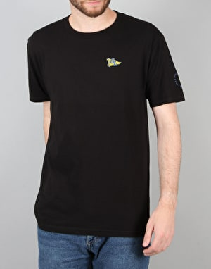 Primitive x Get Lesta T-Shirt - Black
