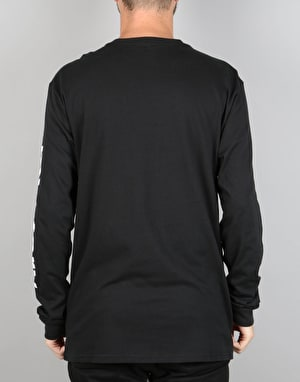 Burton Mystery Air LS T-Shirt - True Black