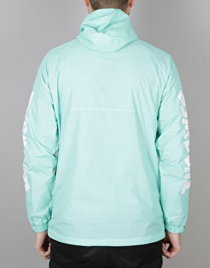 HUF x Thrasher TDS Packable Anorak - Mint