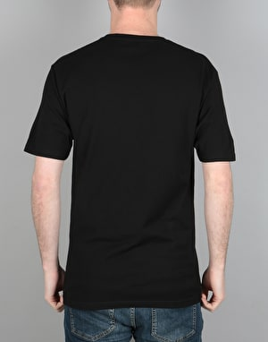 Stüssy Cherry T-Shirt - Black