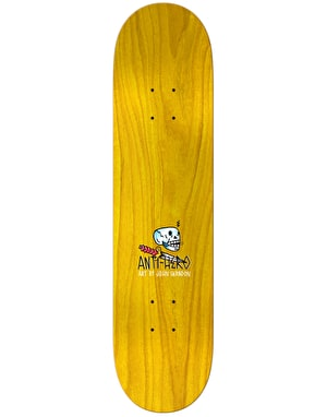 Anti Hero Gerwer A Doper Grape Pro Deck - 8.06