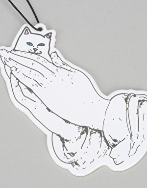 RIPNDIP Nermal Hands Air Freshener - White