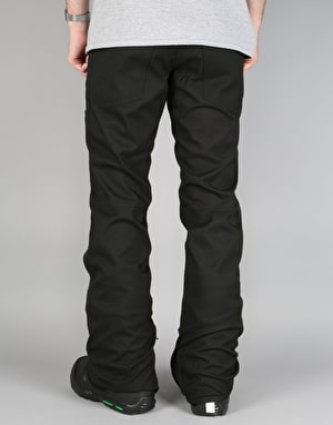 Analog Remer Slim 2017 Snowboard Pants - True Black