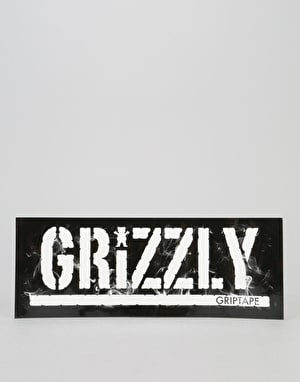 Grizzly Pudwill Sub Alpine Stamp Logo Sticker