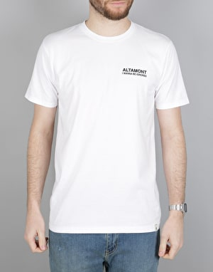 Altamont I Wanna Be Ignored T-Shirt - White