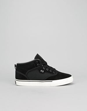 Globe Motley Mid Boys Skate Shoes - Black/Antique