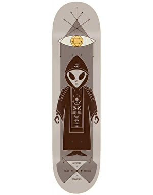 Alien Workshop High Priest Monk Team Deck - 8.125