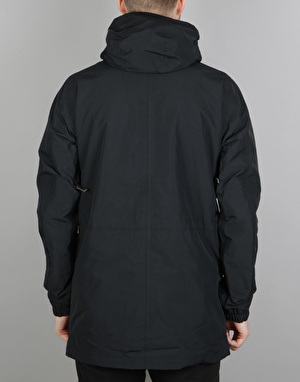 Analog Merchant 2017 Snowboard Jacket - True Black