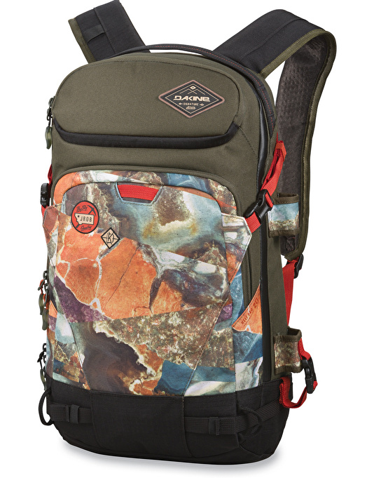 Dakine Team Heli Pro 20L Backpack - Jason Robinson