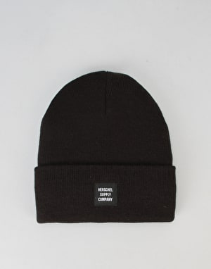 Herschel Supply Co. Abbott Beanie - Black