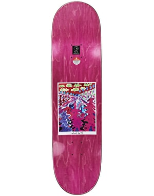 Polar Halberg Mountains Pro Deck - 8.5