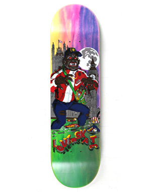 Lovenskate Werewolf of London Team Deck - 8.5