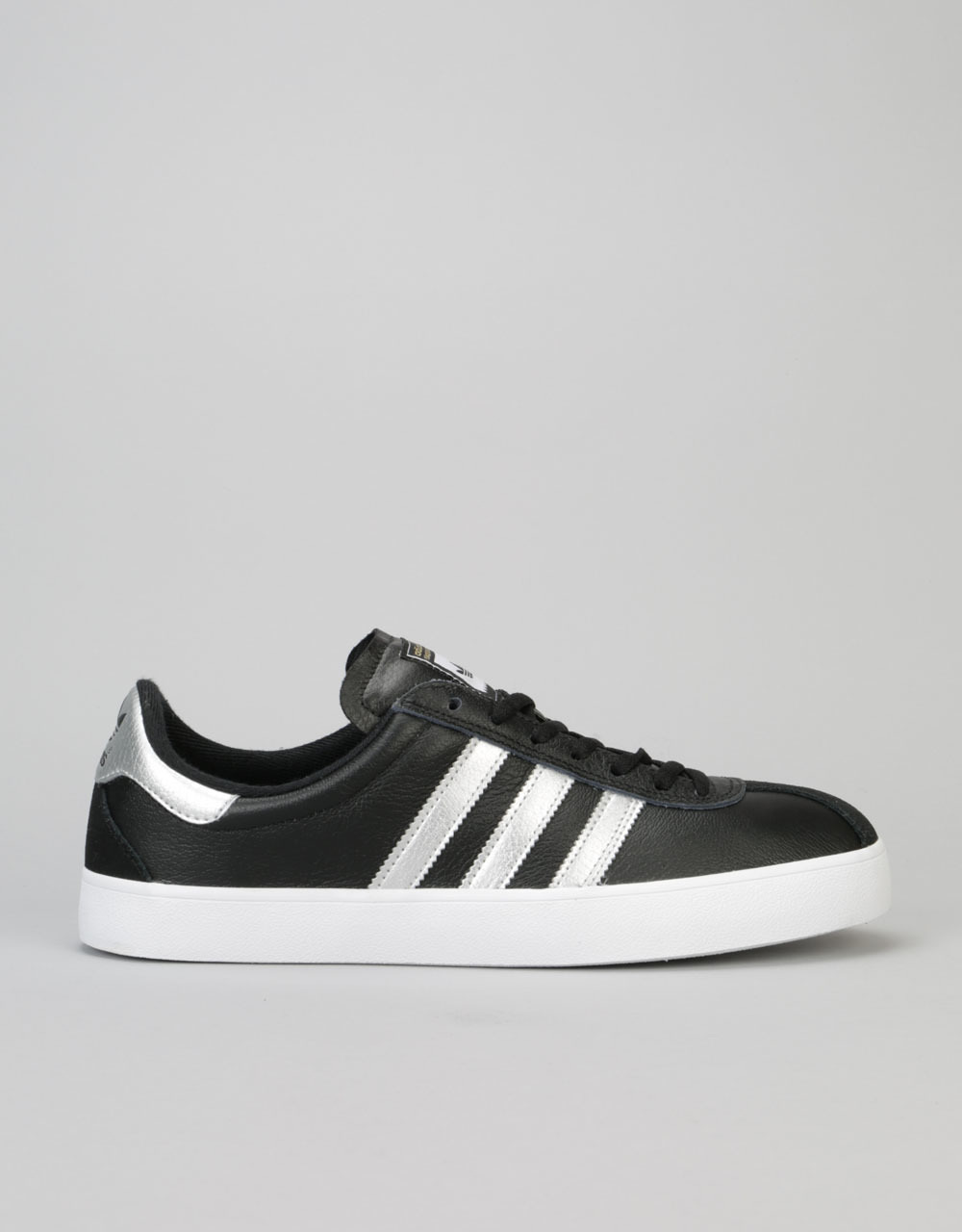 Adidas Skate ADV Skate Shoes - Core Black/Silver Metallic/White | Skate  Shoes | Mens Skateboarding Trainers & Footwear | Route One