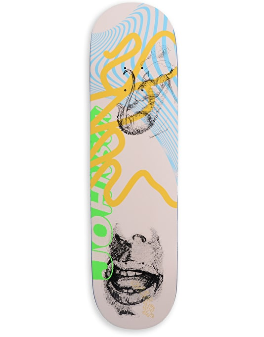 Quasi Johnson Jacob [Two] Pro Deck - 8.5""