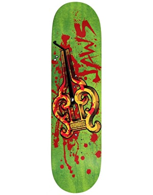Birdhouse 'Jaws' Homoki Mouth Harp Pro Deck - 8.25