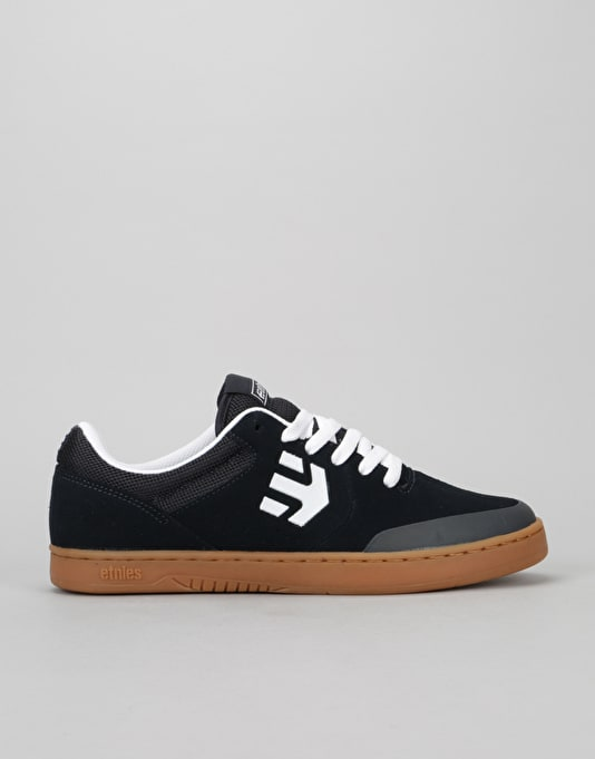 Etnies Marana OG Skate Shoes - Navy/White/Gum