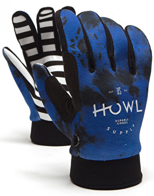 Howl Ace 2017 Snowboard Gloves - Blue