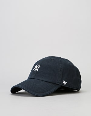 '47 Brand MLB New York Yankees Centrefield Clean Up Cap - Fall Navy