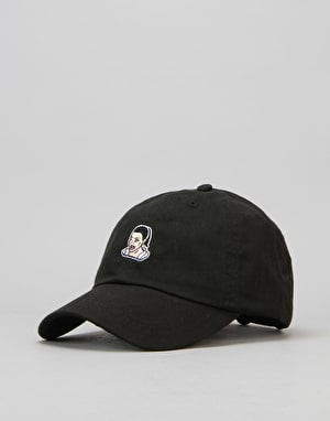 40's & Shorties Crying Game Unstructured Strapback Cap - Black