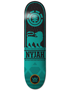 Element Nyjah Courage Featherlight Pro Deck - 7.75