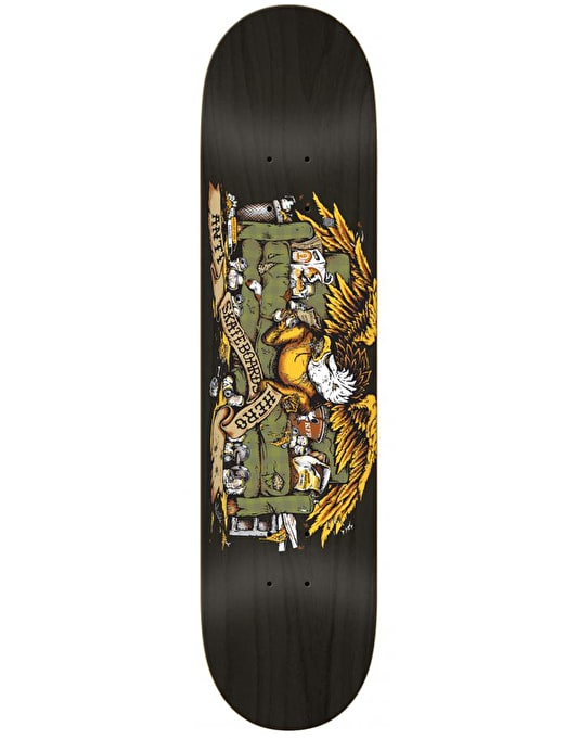 Anti Hero Obese Eagle Team Deck - 9""