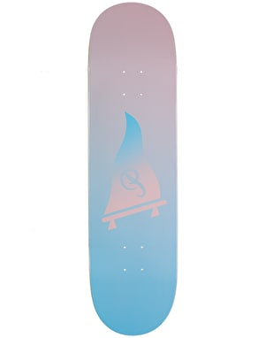 Primitive Gradient Pennant Logo Team Deck - 8.125