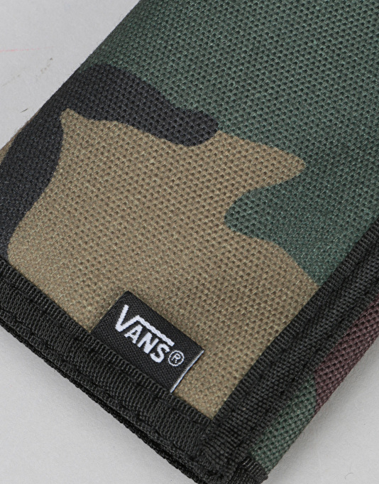 Vans Slipped Wallet - Classic Camo