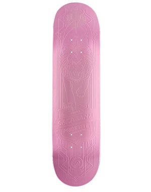 Primitive Salabanzi Lion Pastel Raised Pro Deck - 8.25