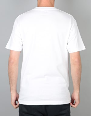 DGK x Green Door Pass It On T-Shirt - White