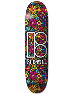 Plan B Pudwill Easy Slider BLK ICE Pro Deck - 8