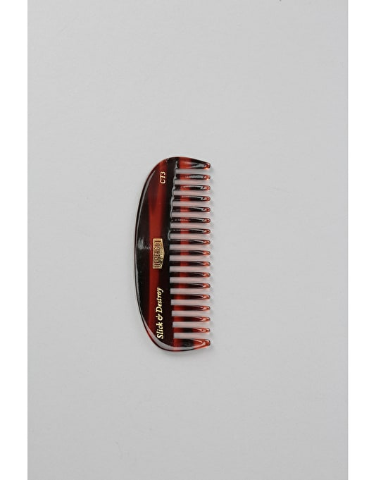 Uppercut Deluxe CT3 Tortoise Shell Beard Comb