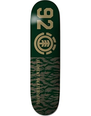 Element 92 Tiger Featherlight Team Deck - 8