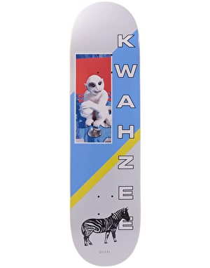 Quasi 'Safari' Three Skateboard Deck - 8.625