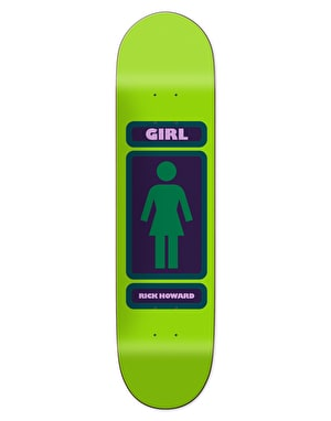 Girl Howard '93 Til Pro Deck - 8.5
