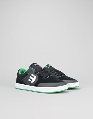 Etnies Marana Boys Skate Shoes - Blue/Green
