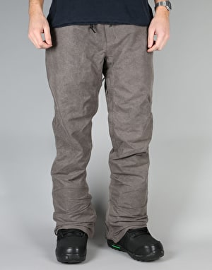 DC Relay 2017 Snowboard Pants - Pewter