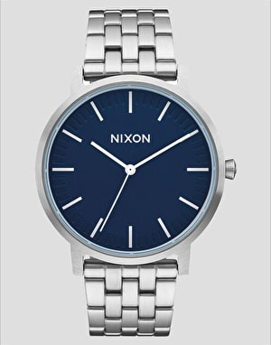 Nixon Porter Stainless Watch - Navy