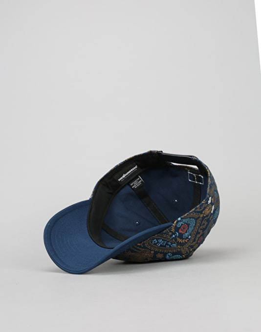 The Hundreds Carti Snapback Cap - Navy