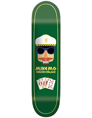 Girl Mike Mo Chuck's Palace Pro Deck - 8.25