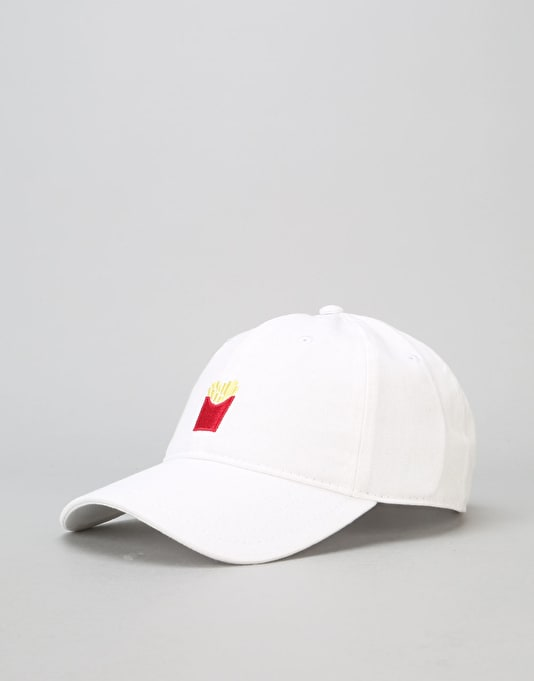 Route One Fries Cap - White
