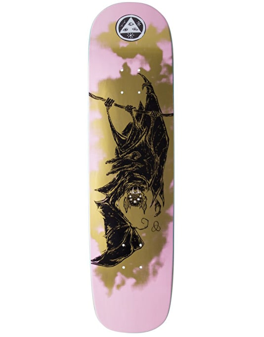 Welcome Infinitely Batty on Yung Nibiru Skateboard Deck - 8.25""