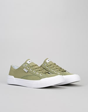 HUF Classic Lo Ess Skate Shoes - Sage