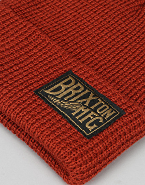 Brixton Coventry Beanie - Rust