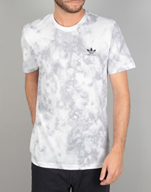 Adidas Clima 2.0 Qrtz T-Shirt - White/Clear Grey