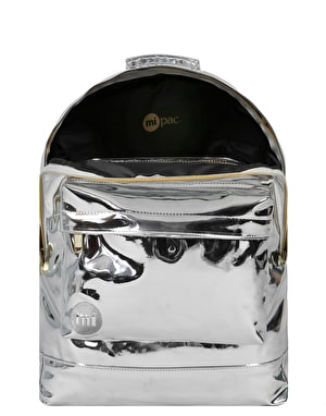 Mi-Pac Mirror Backpack - Silver